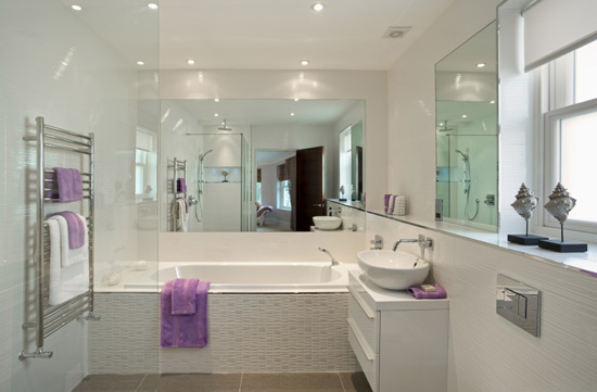 Bathroom Mirrors A Mirror Is The Focal Point Of And Custom Wall Or Vanity One Many Ways To Customize Your Into